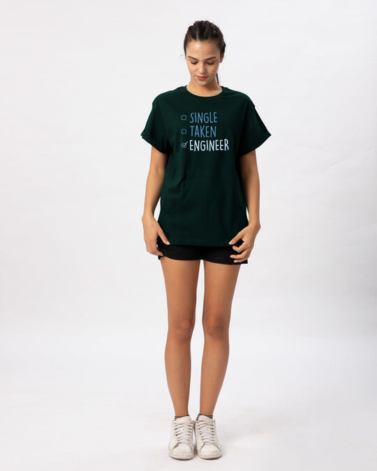 Shop Rel Status Boyfriend T-Shirt