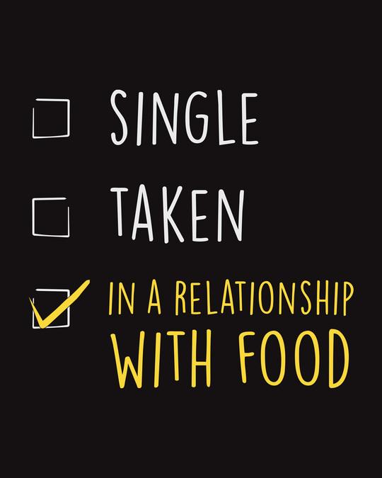 Shop Relationship With Food Sweatshirt