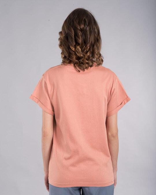Shop Relax Wave Boyfriend T-Shirt-Back