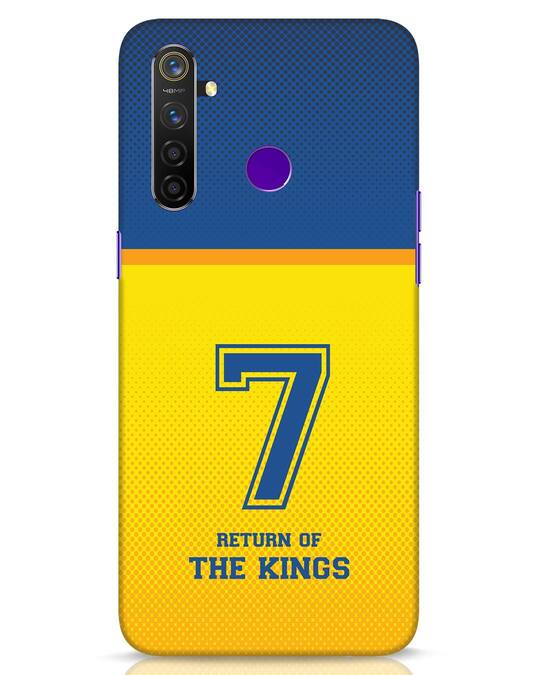 Shop Return Of The King Realme 5 Pro Mobile Cover-Front