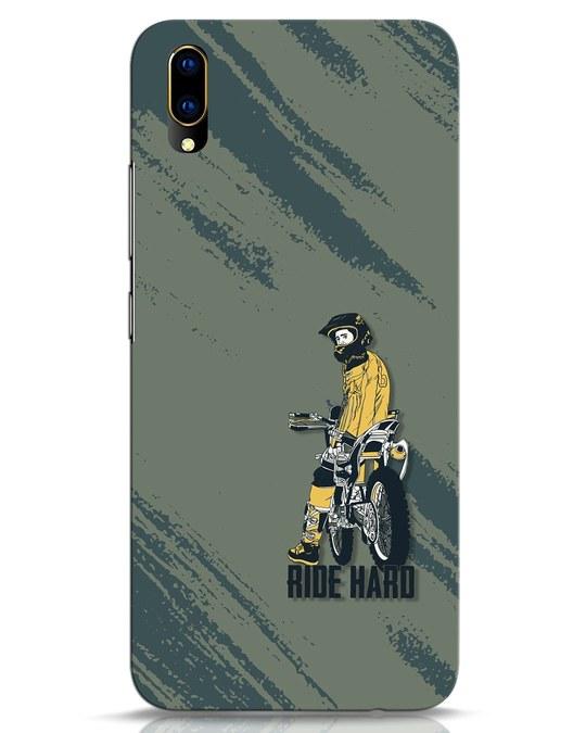Shop Ride Hard Vivo V11 Pro Mobile Cover-Front