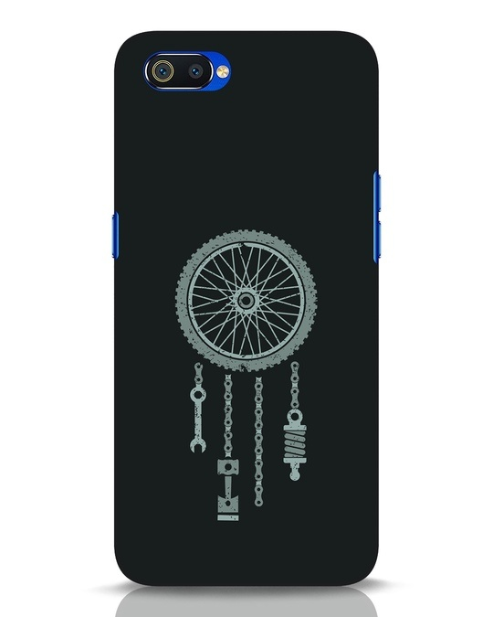 Shop Rider Dream Realme C2 Mobile Cover-Front