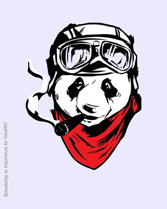 Shop Rider Panda Full Sleeve T-Shirt-Full