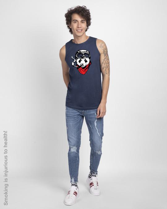Shop Rider Panda Vest-Full