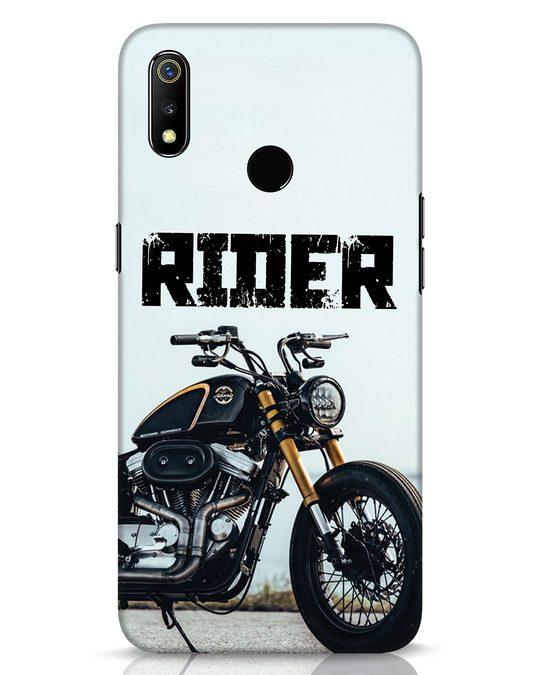 Shop Rider Realme 3 Mobile Cover-Front