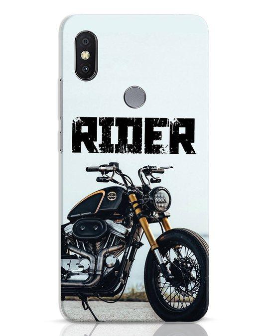 Shop Rider Xiaomi Redmi Y2 Mobile Cover-Front