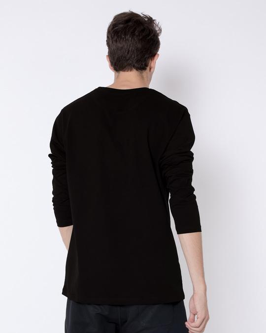 Shop Ripped Captain Full Sleeve T-Shirt (AVL)-Full