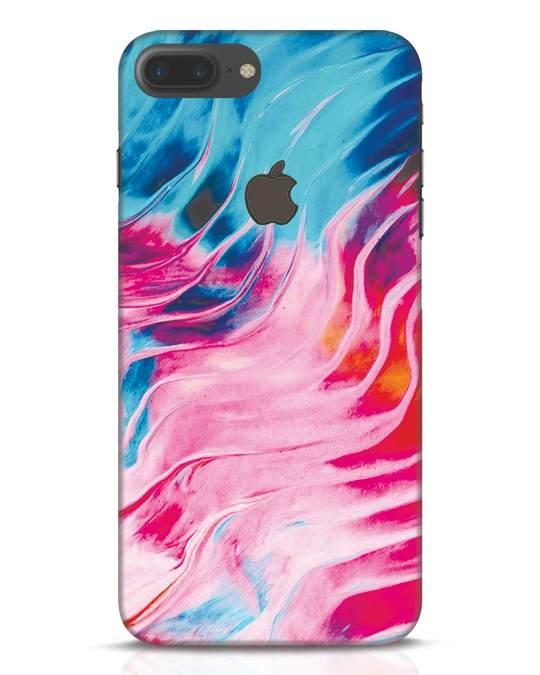 Shop Ripples iPhone 7 Plus Logo Cut Mobile Cover-Front