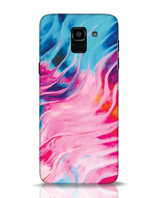 Shop Ripples Samsung Galaxy J6 Mobile Cover-Front