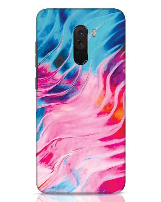 Shop Ripples Xiaomi POCO F1 Mobile Cover-Front