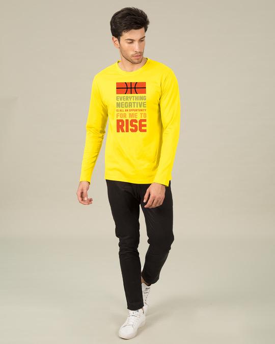 Shop Rise 24 Full Sleeve T-Shirt