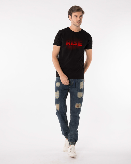 Shop Rise Half Sleeve T-Shirt