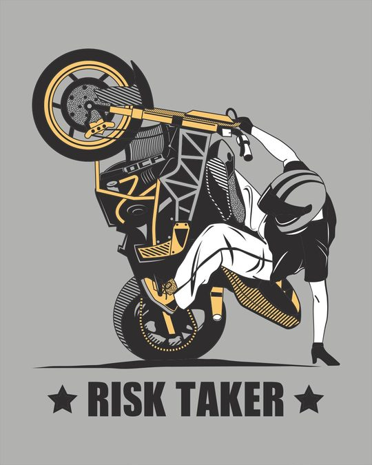 Shop Risk Taker Full Sleeve T-Shirt