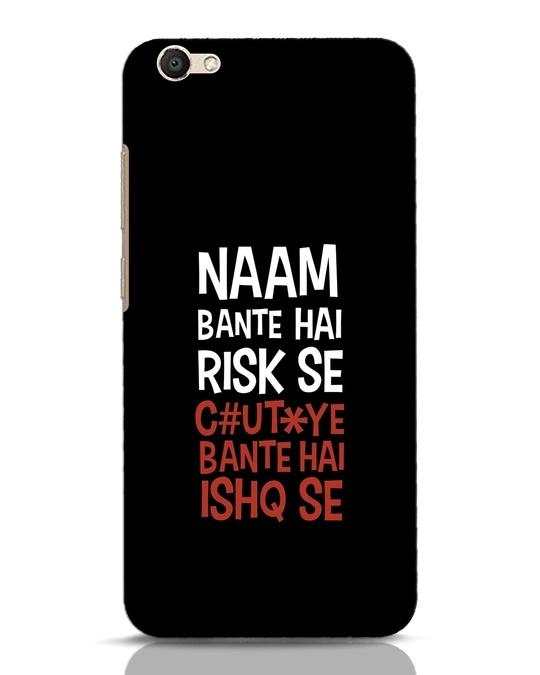 Shop Risky Ishq Vivo V5 Mobile Cover-Front