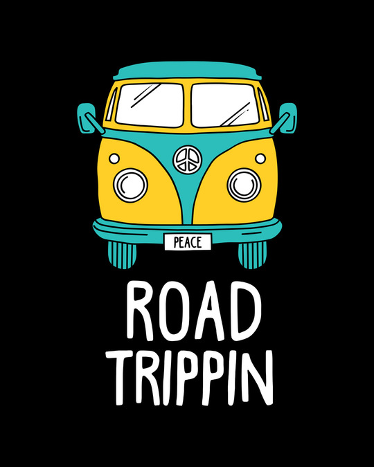 Shop Road Trippin Van Boyfriend T-Shirt