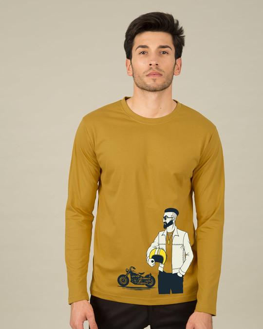 Shop Roadie Full Sleeve T-Shirt-Front
