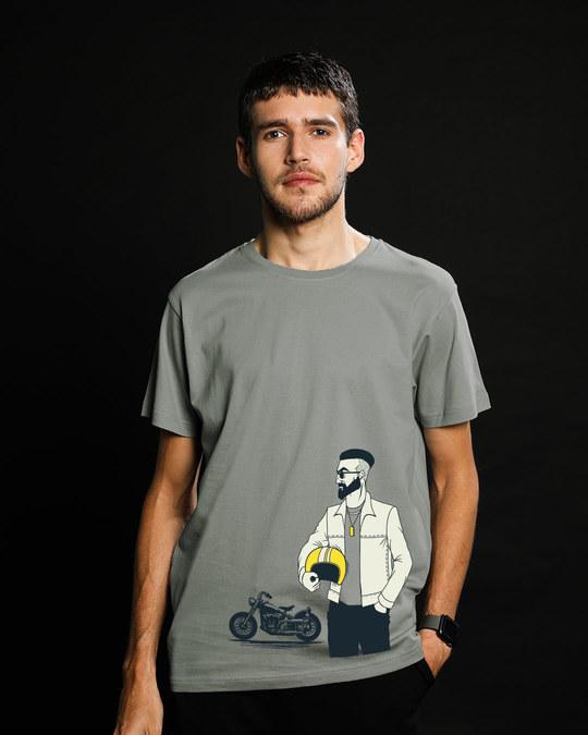 Shop Roadie Half Sleeve T-Shirt-Back