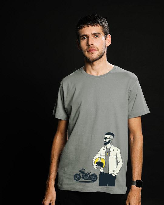 Shop Roadie Half Sleeve T-Shirt-Full