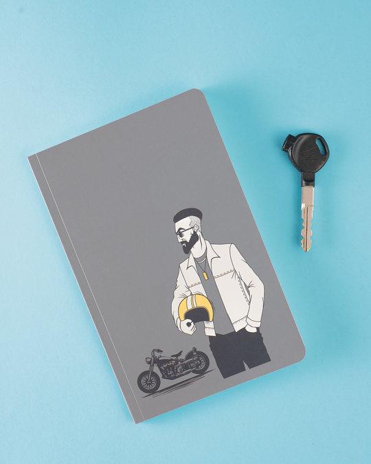 Shop Roadie Notebook