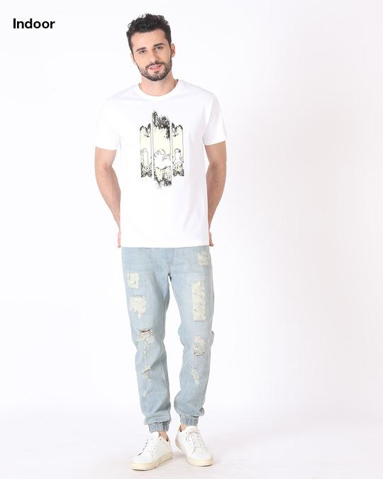Shop Rock Band Half Sleeve T-Shirt (Sun Active)