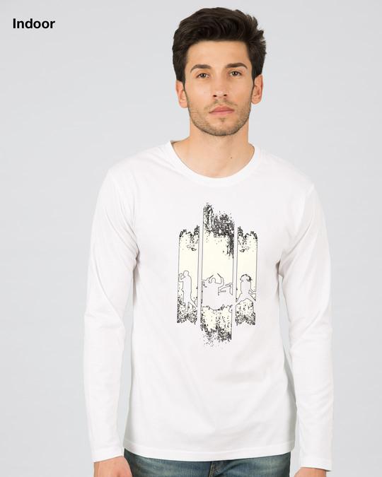 Shop Rock Band (Sun Active T-shirt)-Back