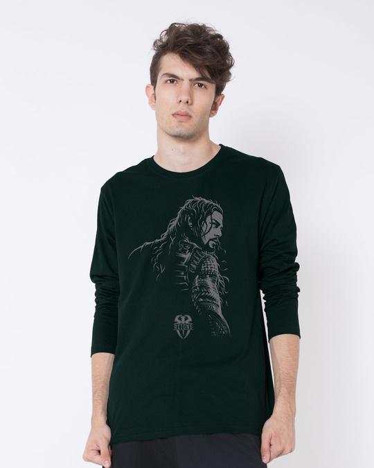 Shop Roman Full Sleeve T-Shirt (WWEL)-Front
