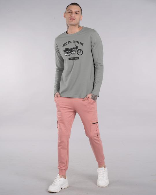 Shop Royal Full Sleeve T-Shirt-Full