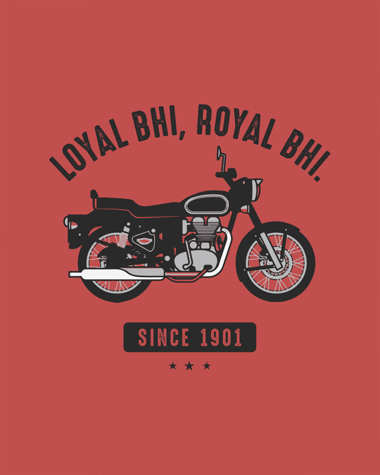 Shop Royal Full Sleeve T-Shirt
