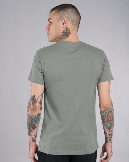 Shop Royal Half Sleeve T-Shirt-Back