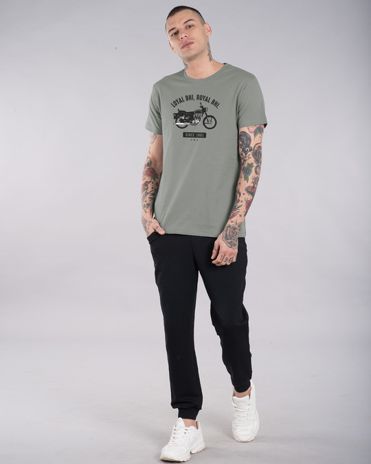 Shop Royal Half Sleeve T-Shirt-Design