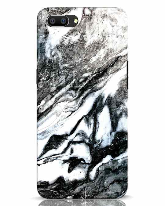 Shop Rugged Marble Realme C1 Mobile Cover-Front