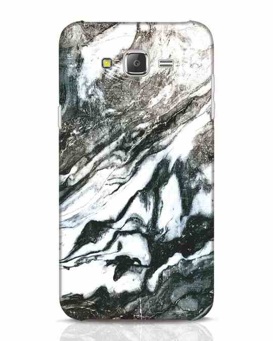 Shop Rugged Marble Samsung Galaxy J7 Mobile Cover-Front