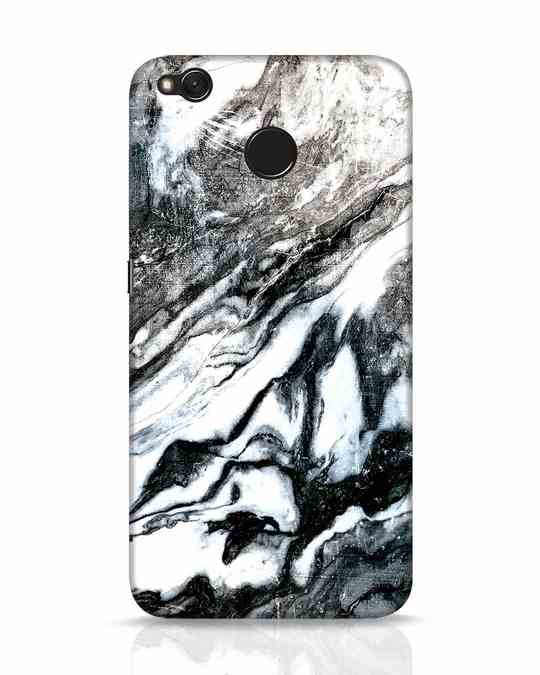 Shop Rugged Marble Xiaomi Redmi 4 Mobile Cover-Front