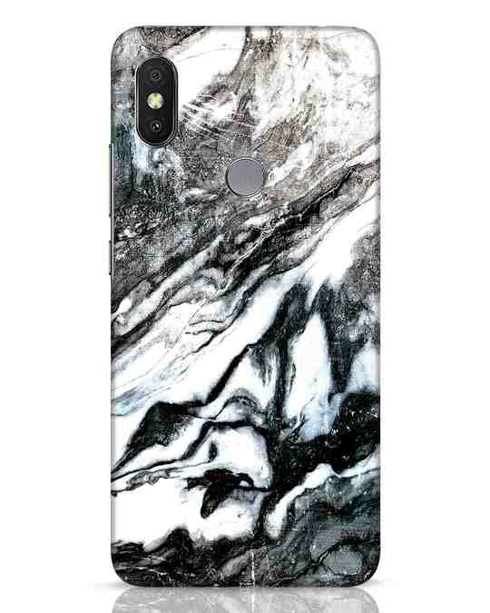 Shop Rugged Marble Xiaomi Redmi Y2 Mobile Cover-Front