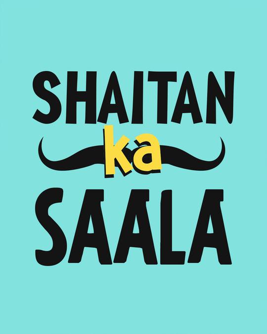 Shop Saala Shaitan Side Printed Boxer