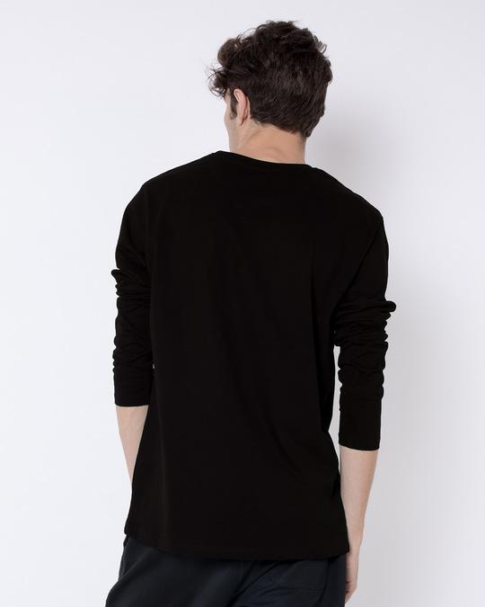Shop Sada Ajeeb Raho Full Sleeve T-Shirt-Back