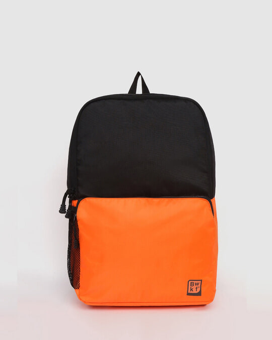 Shop Saffron Surf Laptop BackPack-Front
