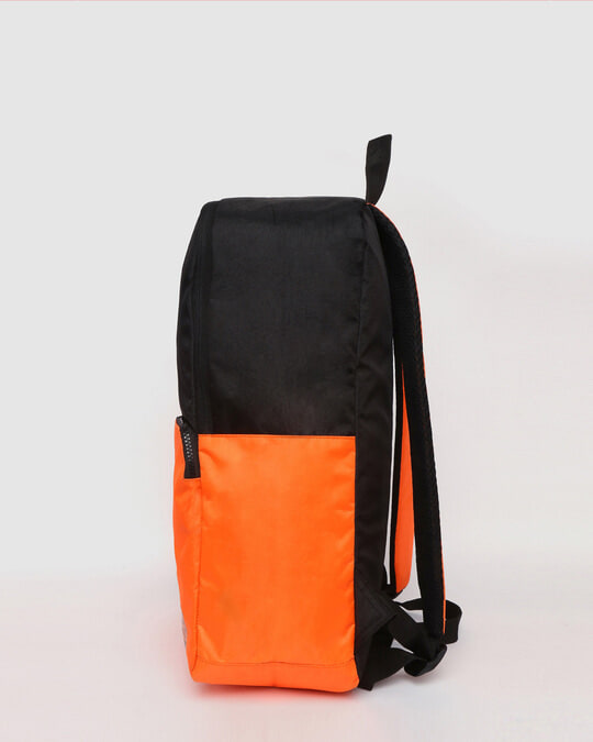 Shop Saffron Surf Laptop BackPack-Back