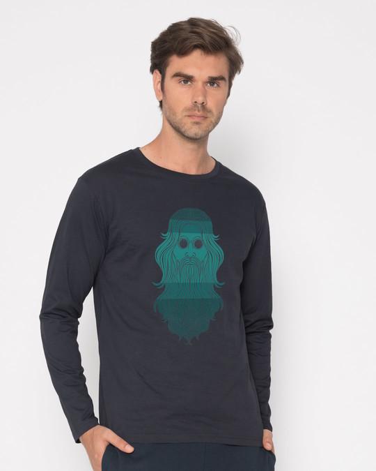 Shop Saint Full Sleeve T-Shirt-Back