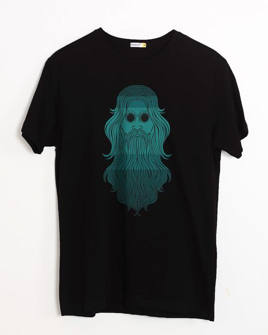 Shop Saint Half Sleeve T-Shirt-Front