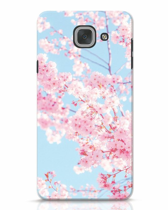Shop Sakura Samsung Galaxy J7 Max Mobile Cover-Front