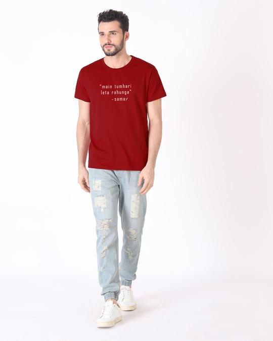 Shop Samay Half Sleeve T-Shirt