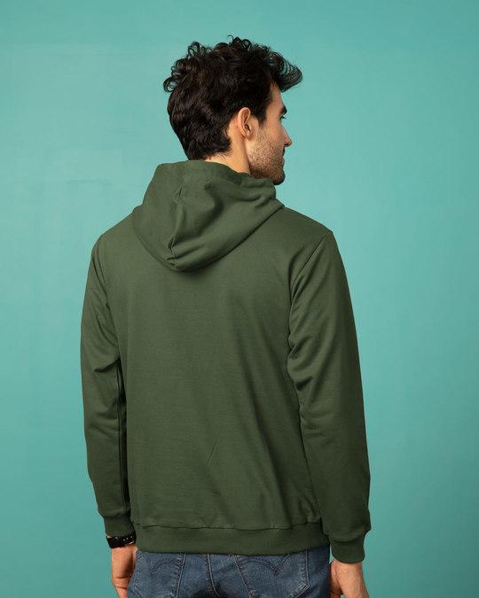 Shop Sanskari Fleece Hoodies-Full