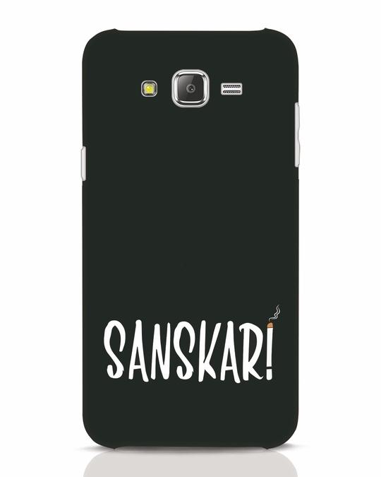 Shop Sanskari Samsung Galaxy J7 Mobile Cover-Front