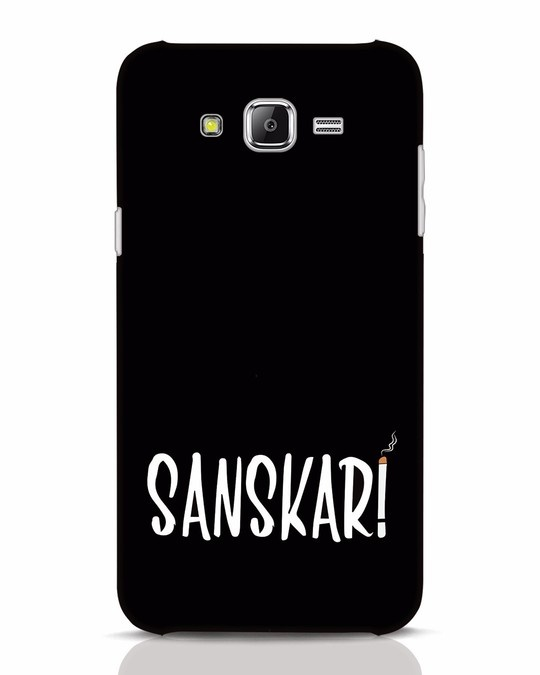 Shop Sanskari Samsung Galaxy J7 Mobile Cover-Front