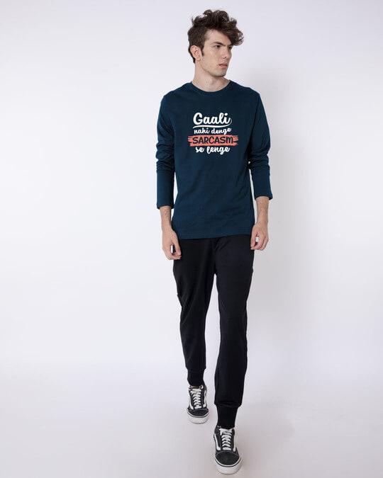 Shop Sarcasm Se Full Sleeve T-Shirt