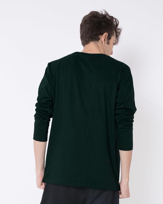 Shop Sarcastic Fluency Full Sleeve T-Shirt-Full