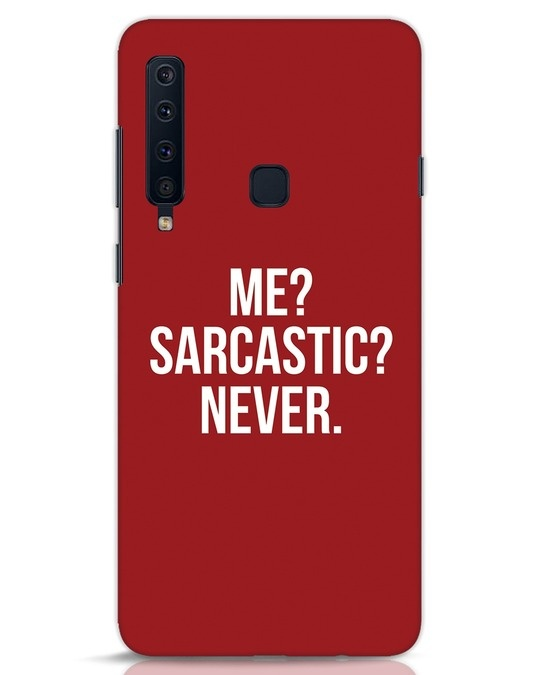 Shop Sarcastic Samsung Galaxy A9 2018 Mobile Cover-Front