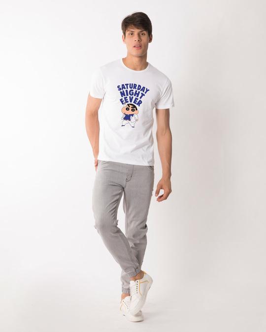 Shop Saturday Night Fever Half Sleeve T-Shirt