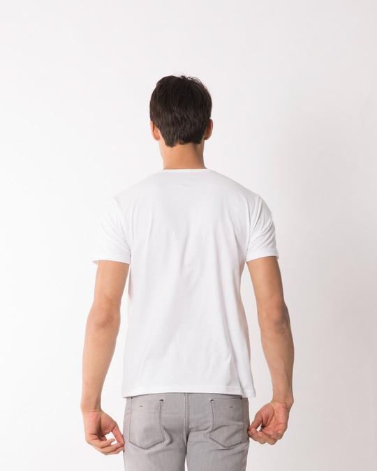 Shop Saturdays Half Sleeve T-Shirt-Back